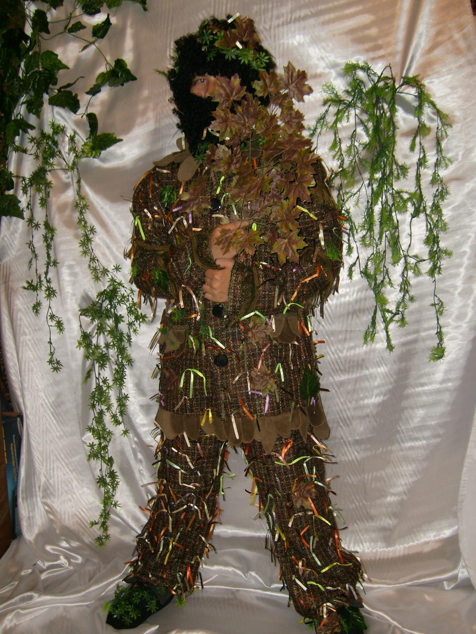 Картинки костюма лешего